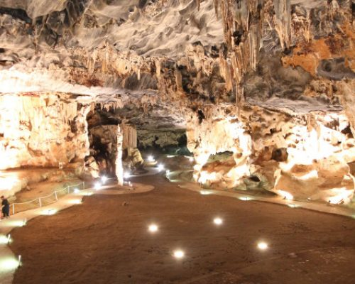 Cango Caves world heritage site
