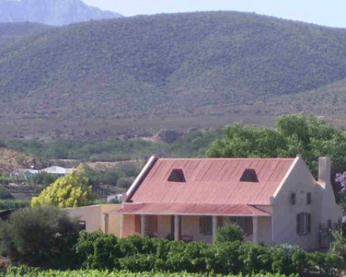 calitzdorp in the heart of the klein karoo
